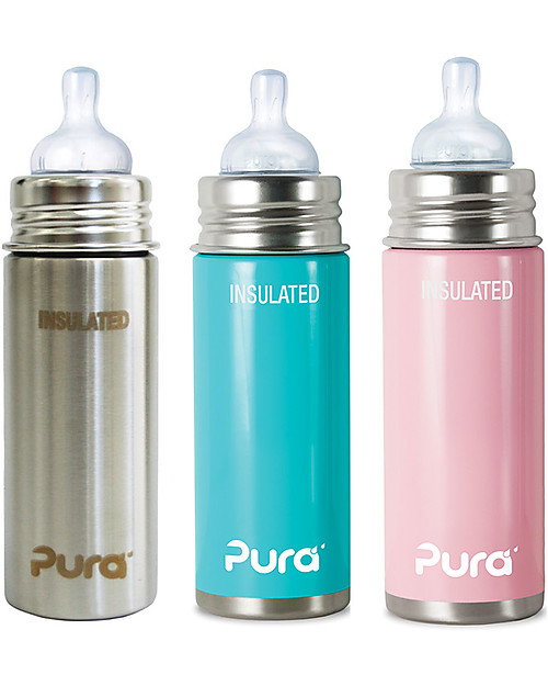 Perfect Pura Kiki. Stainless Steel Vacuum Insulated ...