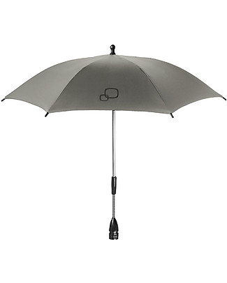Quinny Parasol for Mood and Zapp Xtra2 strollers, Grey Gravel Stroller Accessories