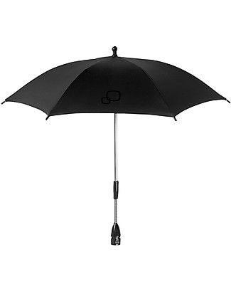 Quinny Parasol for Mood and Zapp Xtra2 strollers, Rocking Black Stroller Accessories