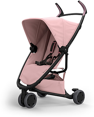 Quinny Zapp Xpress Stroller, All Blush - From 6 months to 3.5 years! Lights Strollers