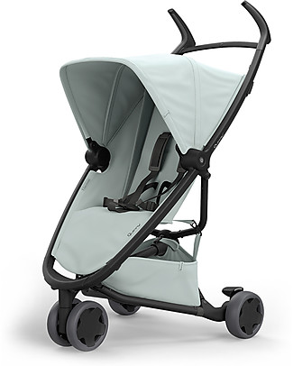 Quinny Zapp Xpress Stroller, All Grey - From 6 months to 3.5 years! Lights Strollers