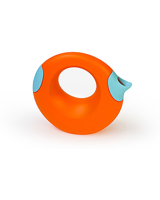 Quut Cana, Toy and Watering Can 500 ml, Mighty Orange - Fun and safe for the whole family! Gardening Toys