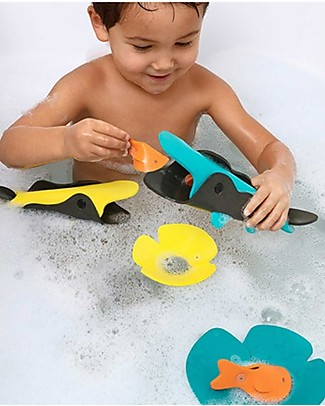 Quut Crocodile River - Build your own Bath Toys Bath Toys