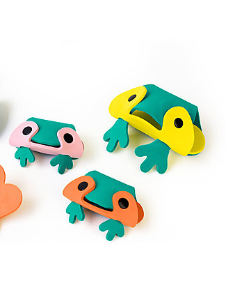 Quut Frog Pond - Build your own Bath Toys Bath Toys