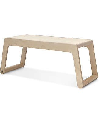 Rafa Kids B Bench 90 cm, Natural Wood - Finnish birch Tables And Chairs