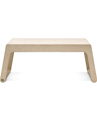 Rafa Kids B Bench 90 cm, Natural Wood - Finnish birch Tables And Chairs