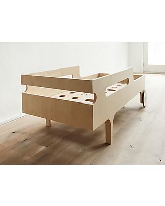 R Toddler Bed Natural 155 X 75