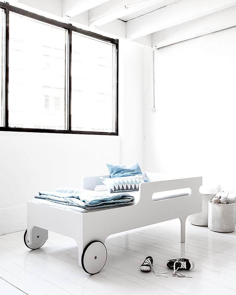 Rafa Kids R Toddler Bed White 155 X 75