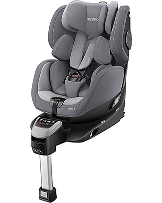 Recaro ZERO.1 I.Size Car Seat one-size 0-4 years - Turns 360° in one click! Car Seats