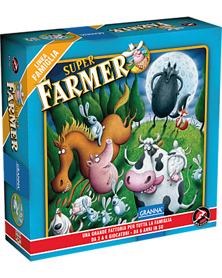 Red Glove Super Farmer - Learn maths in a fun way Board Games