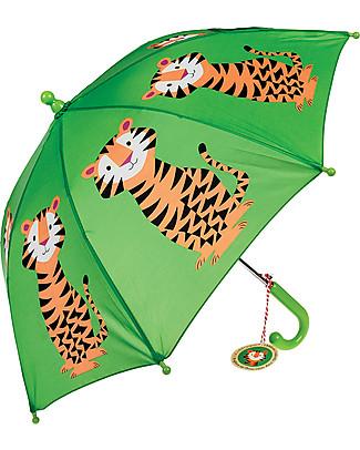Rex London Children's Umbrella, Tiger null