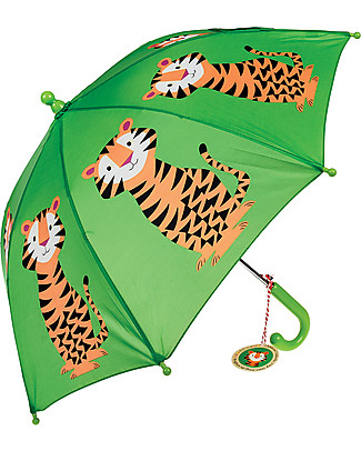 Rex London Children's Umbrella, Tiger Umbrellas