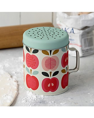 Rex London Flour Shaker, Vintage Apple Kitchen accessories