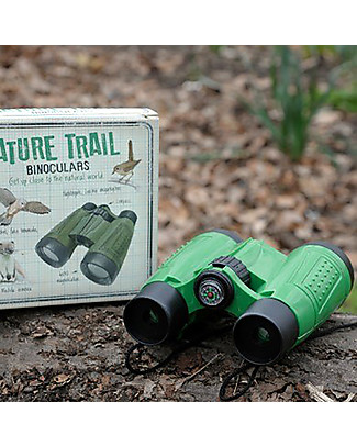 Rex London Nature Trail Binoculars - Ready for adventure? Science and Nature