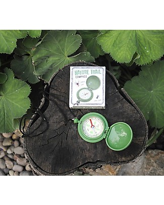 Rex London Nature Trail Compass – Ready for adventure? Science and Nature