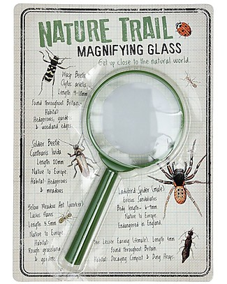 Rex London Nature Trail Magnifying Glass - Ready for adventure? Science and Nature