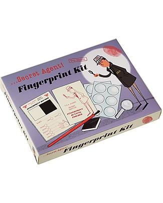 Rex London Secret Agent Fingerprint Kit Science and Nature