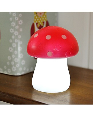 Rex London Toadstool Led Night Light null