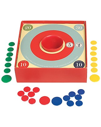 Rex London Traditional Tiddly Winks Game – Up to 4 players! Board Games
