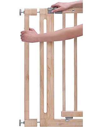 Safety 1st 8 cm Extension for Wooden U-Pressure Easy-Close Safety Gate Safety Gates