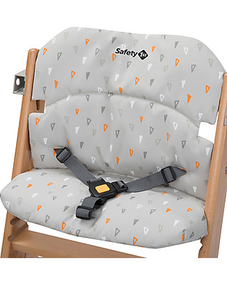 Safety 1st Cushion for Timba High Chair, Warm Grey High Chairs