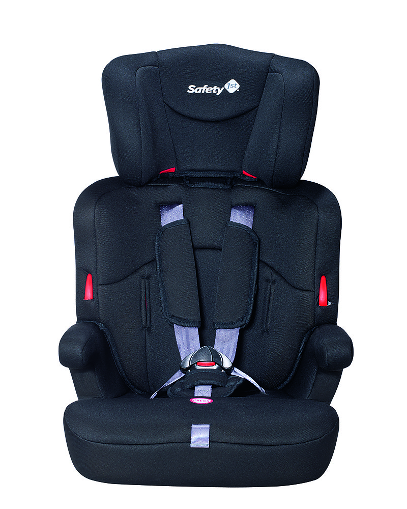 Safety 1st Ever Safe Car Seat, Full Black Group 1/2/3 - from 9