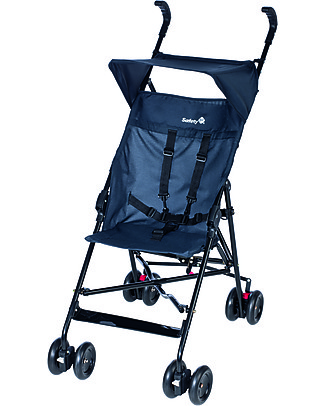Safety 1st Peps Stroller, Full Blue - Ultra-light, 4.7 Kg only! Lights Strollers