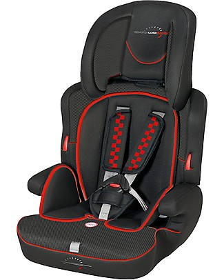 Safety 1st Road Safe Car Seat Sébastian Loeb Limited Edition Group 1/2/3 - Black - From 9 months to 12 years Car Seats