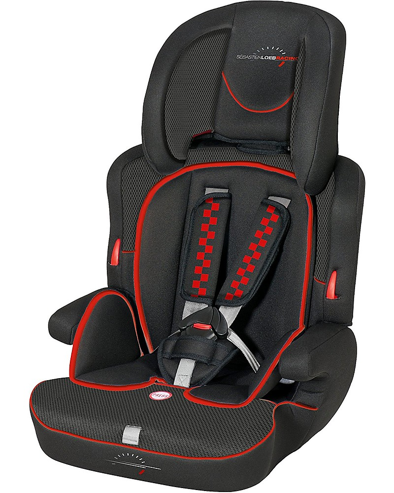 Safety 1st Road Safe Car Seat Sébastian Loeb Limited Edition Group 1/2/3