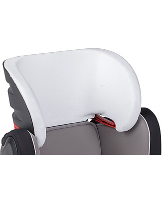 Safety 1st RoadFix, Isofix, Car Seat Group 2-3, Hot Grey - from 3 to 12 years! Footmuffs