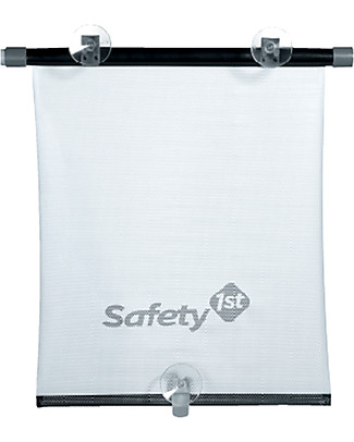 Safety 1st Roller Sunshade 35,5 x 42,5 cm - Easy release button Car Seat Accessories