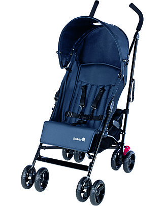 Safety 1st Slim Stroller, Full Blue - Compact and lightweight! Lights Strollers