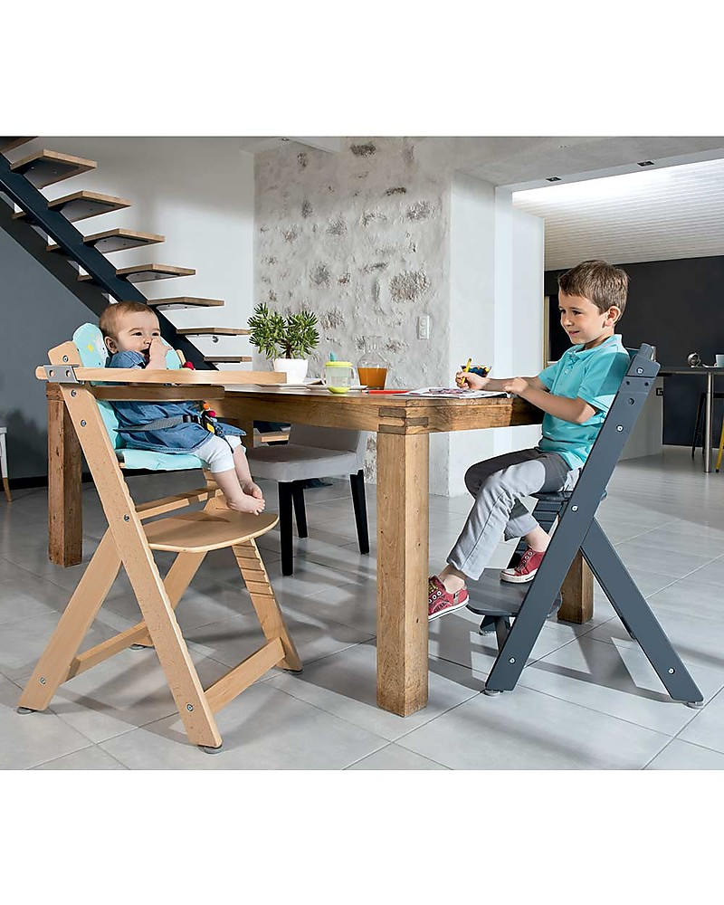 Safety 1st Timba Evolutive High Chair u2013 White Happy Wood u2013 From 6 months to  sc 1 st  Family Nation & Safety 1st Timba Evolutive High Chair u2013 White Happy Wood u2013 From 6 ...