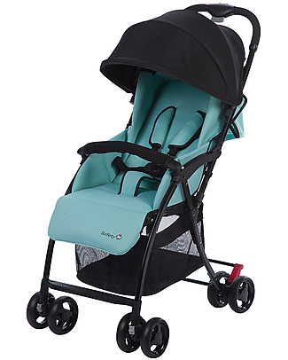 Safety 1st Urby Stroller, Aqua - Compact and lightweight! Lights Strollers