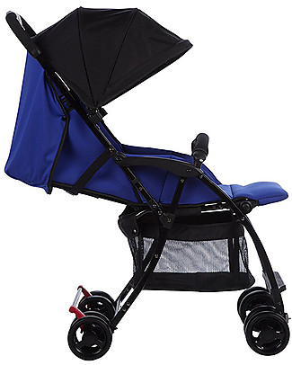 Safety 1st Urby Stroller, Plain Blue - Compact and lightweight! Pushchairs