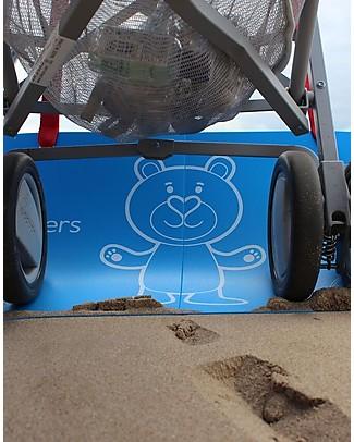 Sandsliders Universal Sandsliders for Pram - Suitable for Multiple Terrains Stroller Accessories