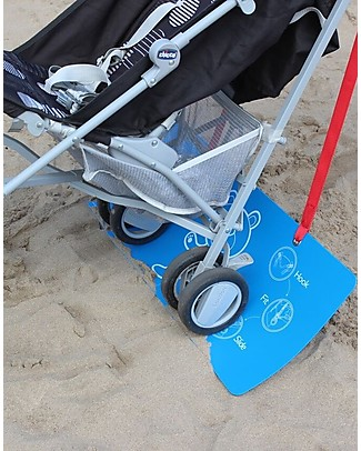 Sandsliders Universal Sandsliders for Pram - Suitable for Multiple Terrains Stroller Accessories