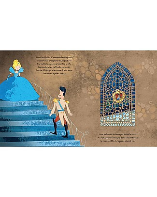 Sassi Junior Die-Cut Reading: Cinderella, 32 Pages - Age: 5+ Books