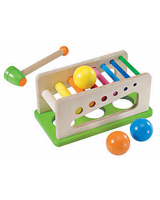 Selecta Battino - Wooden musical hammer Musical Instruments