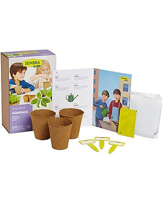 Sembra Hortus Mini Kit Sage - Plant, grow, pick your plant! Science and Nature