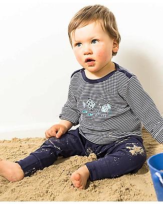 Sense Organics Baby Pant Yoy, Navy - 100% organic cotton Shorts