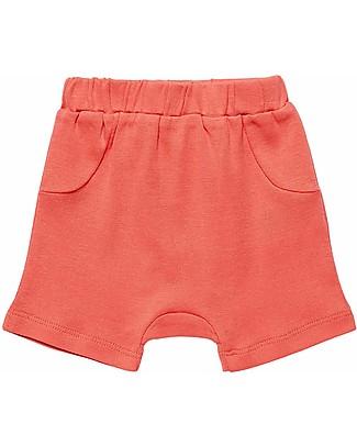 Sense Organics Baby Shorts Emilio, Rose - 100% organic cotton Shorts