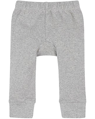 Sense Organics Bright Babypant, Grey melange - 100% organic cotton Trousers
