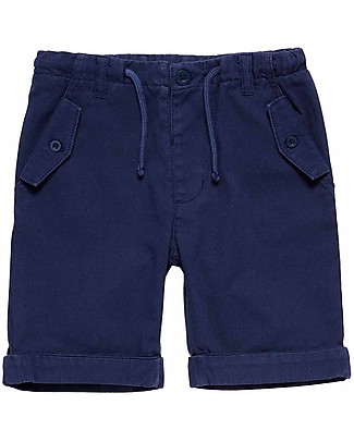 Sense Organics Shorts Ulli, Navy - 100% organic cotton Shorts