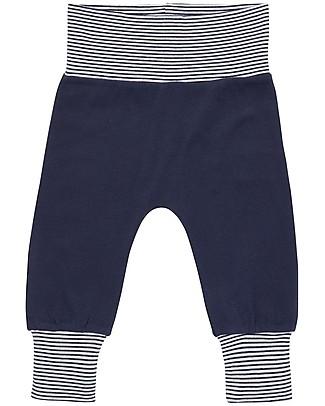 Sense Organics Sjors Babypant, Navy - 100% organic cotton Trousers