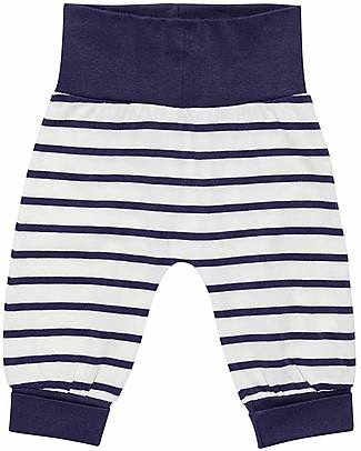 Sense Organics Sjors Babypant, Navy Stripes - 100% organic cotton Trousers