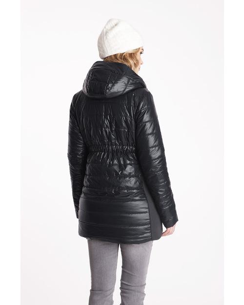 Seraphine Aspen - Maternity Down Jacket - Black Jackets
