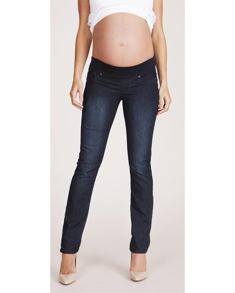 Seraphine Emilia Indigo Super Stretch Skinny - Maternity Jeans woman