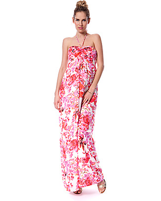 Seraphine  Maisie, Flower Printed Maternity Maxi Dress - Great from day to night! Dresses