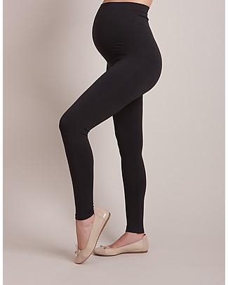 Seraphine Seamless Maternity Leggings - Holi - Black - New Model Leggings